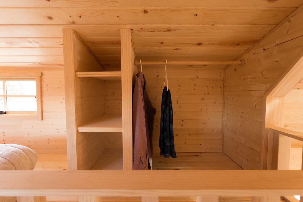 14 Loft wardrboe